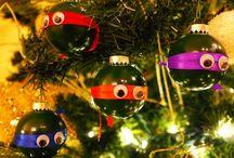 Christmas deccies