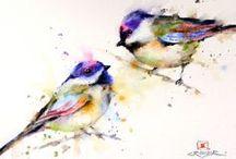 Birds - Art