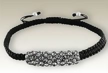 Corded bracelets with silver / Fashion Bracelets Such as Murano Glass Bracelets and many more to come. Don't forget to check our daily new arrivals. http://www.elf925.com/Silver-Subcatalog/31-Fashion-Bracelets.asp