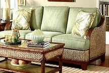 WICKER SLEEPER SOFAS / Showing some of our many great selections of Rattan and Wicker Sleeper sofas
