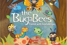 Books for kids with allergies / Books to help teach children about food allergies