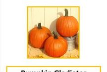 Pumpkins / Learn about pumpkin varieties.