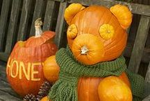 Decorating Ideas / Here are some ideas to get your fall decorating started!