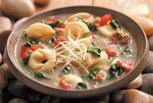 Soup & Chowders / soups / by Lynda