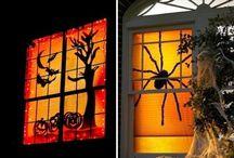 Herfst - Halloween knuts / Knutselen voor school.