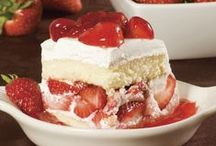 K&W's Delectable Desserts / Craving some sweets? Satisfy those taste buds with the delicious sweetness of a K&W dessert! Made fresh daily. www.kwcafeterias.biz/our-food/about-kw-food/