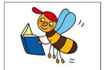 Lezen leren / Voor de kinderen in mijn groep 4 die problemen hebben met leren lezen en nog werken aan groep 2/3 stof.