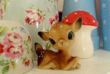 Hertjes / Oh deer