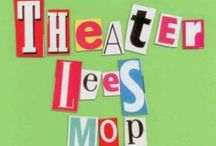 Lezen. Theater lezen.