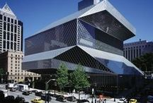 The Seattle Public Library: Art & Architecture / Our buildings and art create unique spaces for reading, learning, and connecting at The Seattle Public Library.