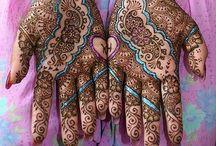Henna / Veel oefenen.
