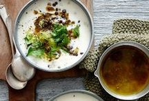 soups / nicest vegan / vegetarian soups from the best food blogs...