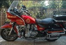 My Bikes / The  motorcycles I own