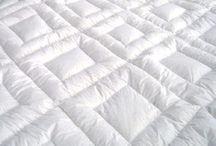 Quilts / Ooit hoop ik nog eens een witte quilt te maken.