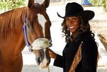 Cowgirls 2 ♡ / by Tracy Fulton