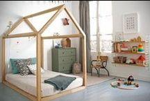 Montessori et autres activités pour bébé / Montessori nursery - Baby Bedroom  Chambre bébé Montessori bébé