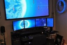 Gaming Room Ideas / How to set your Gaming Room? Here are gaming Room Setup Ideas of 2017 !