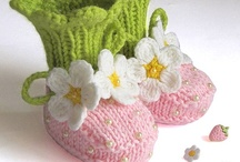 Crochet Shoes... / by Banu Abdusselamoglu