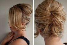 peinados  y cortes de cabello / by maria garcia