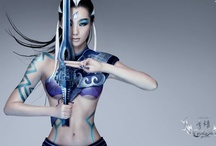SPECIAL ONE ✧ Female Warrior / | female warrior | second part of being myself | through my eyes |
