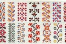 Cross Stitch Borders, Charts... / by Banu Abdusselamoglu