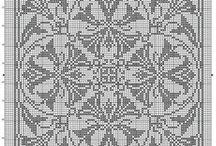Cross Stitch's Pattern... / by Banu Abdusselamoglu
