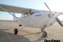 Nuestra Flota / Our planes / Nuesta flota de aviones / Our planes