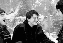 h a r r y  p o t t e r / I solemnly swear I am up to no good  'There will be books written about Harry; every child in our world will know his name'    / by [ r o s i e ]