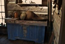 prim decor / primitives we all want / by LANA WALES