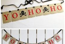 Pirate Party / Pirate Themed Party