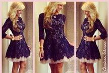 Sexy Wear (Dresses) / by Sara Edwards