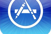 My Favorite apps / Apple iOS applications / by Anja Coenen