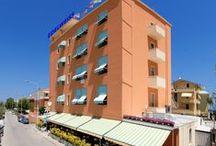 L'Hotel / Le fotografie dell'Hotel Edelweiss a Torrette di Fano