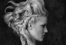 Gradation hairstyle ideas