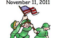 Veteran's Day / Veteran's Day Ideas