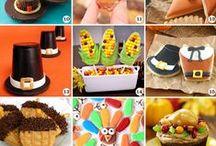 Thanksgiving / Thanksgiving Ideas