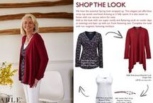 The Looks / Love the look? We will show you how to shop the look!
