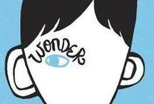 Wonder / Literacy Activities for the novel Wonder