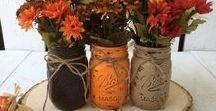 Jars / Ideas for using Ball or Mason Jars