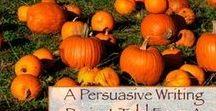 Pumpkins / Life cycle & pumpkin theme