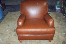 Mahaffie Upholstery / Before and after photos of Home Upholstery I have done / by Kirk Mahaffie