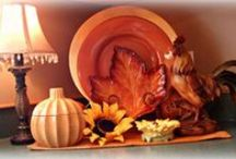 Autumn Designs / by Nancy Waller