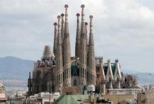 Sagrada Familia / by Kathy Johnson