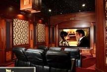 Dream movie theater room / by Sue Smith