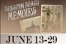"Brighton Beach Memoirs / This heartwarming coming-of-age comedy by Neil Simon (author of EPAC's 2011 hit ""Lost in Yonkers"") is inspired by Simon's own youth in Brooklyn's Brighton Beach neighborhood during the Depression. Eugene Jerome, the playwright's alter-ego, shares with us the challenges of puberty, his shaky self-image, and assorted family problems when his recently widowed aunt and her two daughters move in with the family."