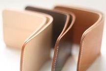 Leather goods / by LimitedAvenue
