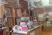Magic Patch Quilting / An insight to our gorgeous Tyabb shop