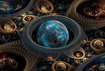 My favorite fractals