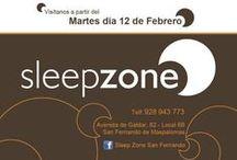 Inauguración SLEEP ZONE Maspalomas / El pasado 12 de Febrero de 2.013 se abrieron las puertas de la 1ªTienda SLEEP ZONE en San Fernando de Maspalomas (Gran Canaria)