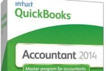 QuickBooks / Intuit's QuickBooks is an accounting solution, specially developed to meet the needs of small businesses. This accounting software package comes up with many web-based features such as online banking and reconciliation, remote access facility, e-payment capability, and more, to manage invoicing, bookkeeping, tax filing, and other such accounting and finance related activities.